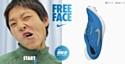 Japon : Nike organise un concours de grimaces