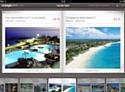 Voyageprive.com décliné sur iPad