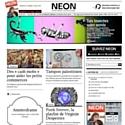 Le magazine Neon se lance sur le web