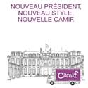 """Camif fait un come-back très """"politique"""""""