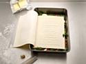 The Real Cookbook, le livre de cuisine qui se déguste