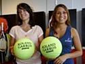 200 étudiants de l'Istec à Roland-Garros