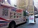Walmart et Procter & Gamble font promo commune en bus