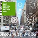 Les marques automobiles dominent le classement 2012 des Best Global Green Brands