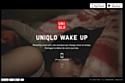 Uniqlo invente le réveil-matin musical