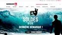 Quiksilver surfe sur la vague ducommerce en ligne