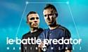 """Marvin Martin et Jérémy Menez dans la campagne """"Battle Predator"""" d'Adidas"""