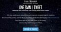 États-Unis : la bibliothèque-musée JF Kennedy tweete vers la lune