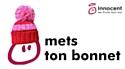 """Innocent et la SNCF inventent le """"tricot à grande vitesse"""""""