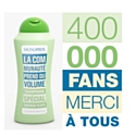 Monoprix remercie ses 400000fans