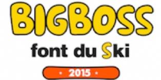 Les BigBoss font du ski 2015