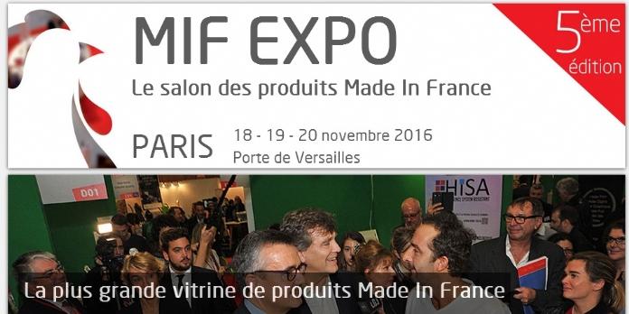 MIF Expo 2016