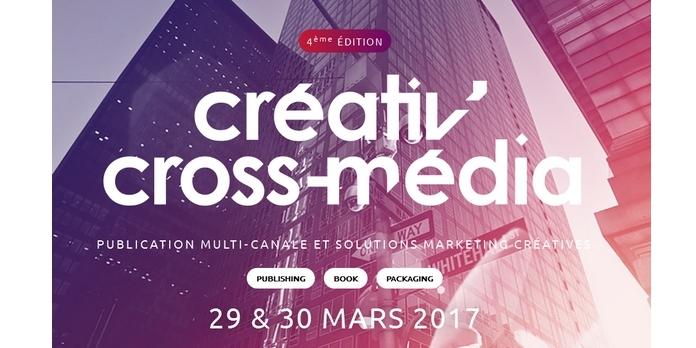 Creativ'cross-média