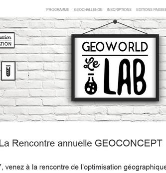 Geoworld 2017
