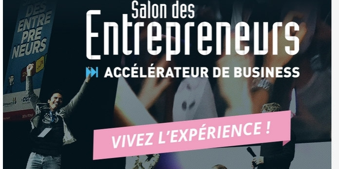 Franchise expo paris 2017 for Salon des entrepreneurs paris