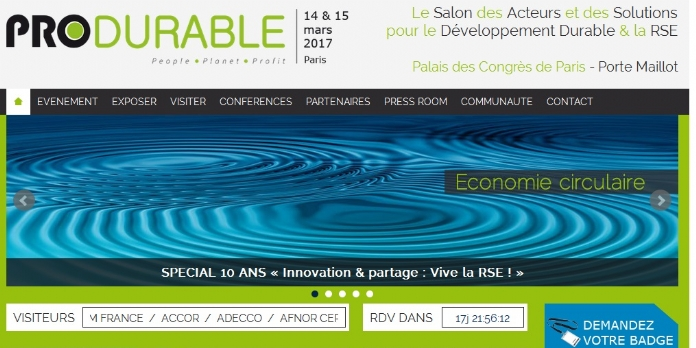 Salon Produrable 2017