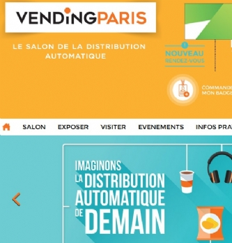 Vending Paris 2017