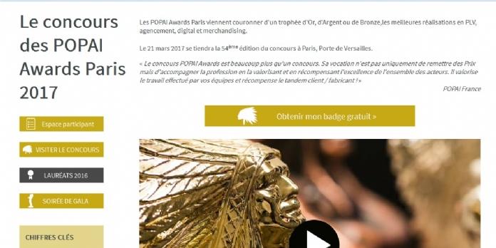 Popaï Awards 2017