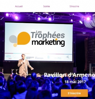 Les Trophées Marketing 2017