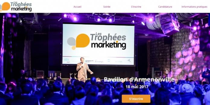 Les Trophées Marketing 2017