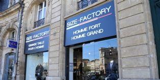 [Retailoscope] Size-Factory habille l'homme en grand