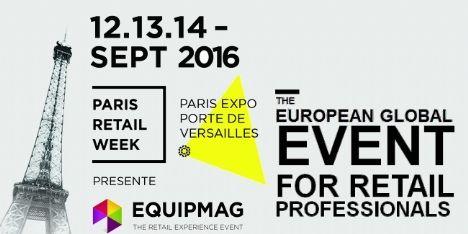 Le plein de nouveautés à la Paris Retail Week