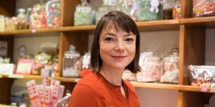 """[Étude de cas] Anne-Claire Rigaud, gérante de la confiserie Violette & Berlingot, assure son développement en """"douceurs"""""""