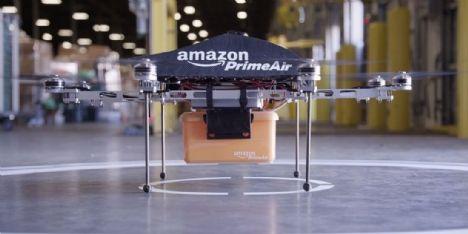 7 solutions logistiques par drone