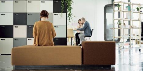 Quel mobilier de bureau à l'heure du flex office ?