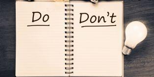 Mise en place d'un ERP: les do et les don't
