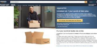 Amazon Prime est désormais disponible en abonnement mensuel