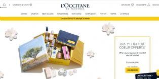 L'Occitane lance son nouveau site e-commerce