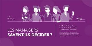 Plus l'entreprise est grande, moins les managers sauraient décider...