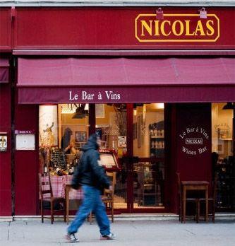 Nicolas : le e-commerce fait tourner la boutique