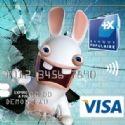 Banque Populaire adopte les Lapins Crétins