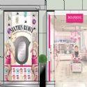 La boutique Bourjois ouvre à Paris
