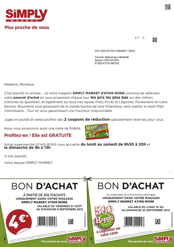 Groupe Tagg Informatique Invente Le Mailing Prospectus