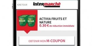 Intermarché teste le m-couponing