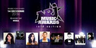 Les NRJ Music Awards investissent les réseaux sociaux