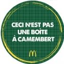 Du camembert chez McDo