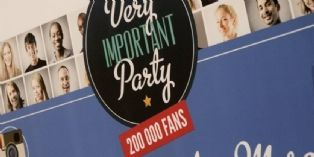 "Vélizy 2 remercie ses fans Facebook en organisant une ""Very Important Party"""