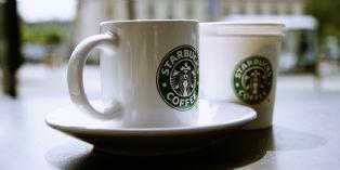 Une journée dans la vie de Starbucks