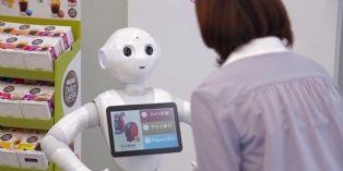 Nespresso : des stars en Italie et des robots au Japon