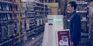 [Id�e d'ailleurs] Un magasin de bricolage am�ricain engage un robot-vendeur