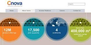 Cnova l�ve 188 millions de dollars en bourse