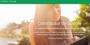 Contributor, le programme de Google pour financer des sites Internet sans publicit�