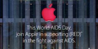 Apple va reverser une partie de ses b�n�fices au Fonds mondial de lutte contre le SIDA