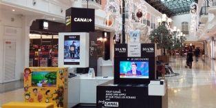 """Stéphanie Fraise : """"Canal + projette d'industrialiser le concept du pop-up store dans la France entière"""""""