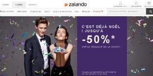 Zalando esp�re �tre rentable pour la fin d'ann�e 2014