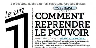 """""""Le 1"""" décroche le Trophée de la meilleure innovation éditoriale"""